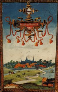 Flines-les-Râches - Abbaye