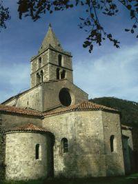 Léoncel - Abbaye