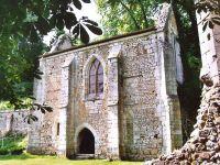 Fontaine-Guérard - Abbaye