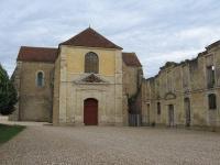 Fontmorigny - Abbaye