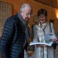 Visite royale à Fontfroide
