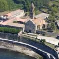 Voyage des Amis de Villers en Galice : l'Abbaye d'Oia