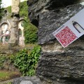 Jeu de QR codes à l'Abbaye de Villers