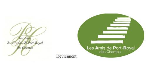 Nouveau logo de Port-Royal