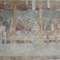 Abondance-Noces-de-Cana-Peinture-murale-du-XVe-siècle-Abbaye-Abondance