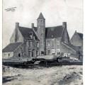 Ten-Duinen-expo-'De-domeinen-van-de-Duinenabdij'-Het-abtshuis-van-Ten-Bogaerde-tijdens-de-Eerste-Wereldoorlog-(private-collectie)