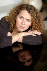 Caroline Sageman (Photo : Frederic Le Calvez)