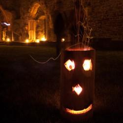 Instant magique à l'Abbaye de Villers