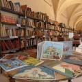 Vente de livres à La Prée - Photo Alain Derval
