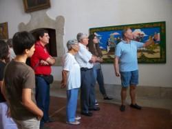 Exposições no Mosteiro de Arouca