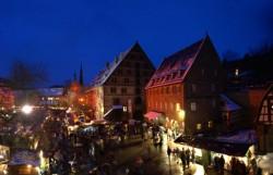Maulbronn : marché de Noël