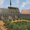 Collèges des Bernardins : reconstitution en 3D