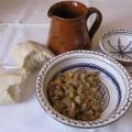 Morimondo : cibo per i pellegrini
