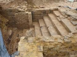 Villers : fouilles