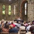 Conférence au rendez-vous de l'herboriste à l'abbaye de Villers