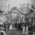 La Prée : marché monastique © Ciclic - Ville de Châteauroux - Maurice Brimbal, 1919