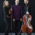 . Le Trio Miroirs (Vanessa Jean, violon – Aurélien Sabouret, violoncelle – Julien Le Pape, piano)